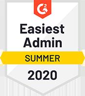 Easiest Admin - Summer 2020