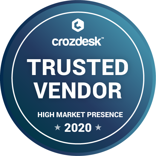 crozdesk Quality Choice - Top Ranked Solution 2020